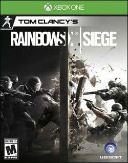Image de couverture Xbox One Rainbow Six Siege