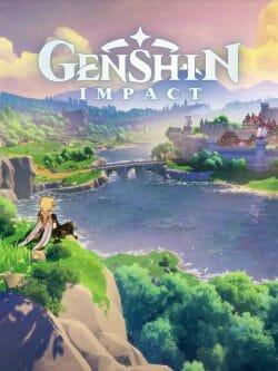 Image de couverture Genshin Impact Écran Partagé