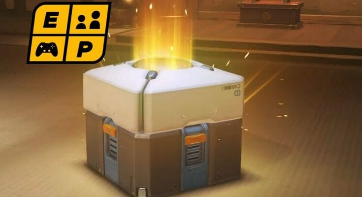 Overwatch LootBox Exemple - Abonné