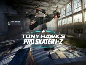Tony Hawk's Pro Skater 1+2 Écran Partagé Featured