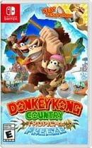 Donkey Kong Country Freeze Guide Switch Ecran Partage