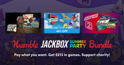 JackBoxParty Humble Bundle