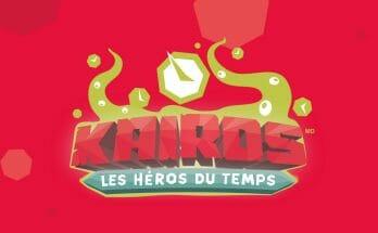 Kairos Heros du Temps Featured Ecran Partage