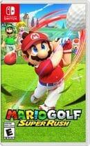 Mario Golf Guide Switch Ecran Partage