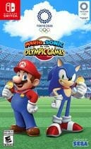Mario Sonic Olympic Guide Switch Ecran Partage