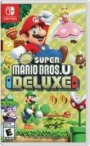 New Super Mario Bros U Deluxe Guide Switch Ecran Partage