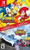 Sonic Mania Racing Guide Switch Ecran Partage