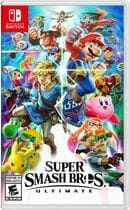 Super Smash Bros Ultimate Guide Switch Ecran Partage