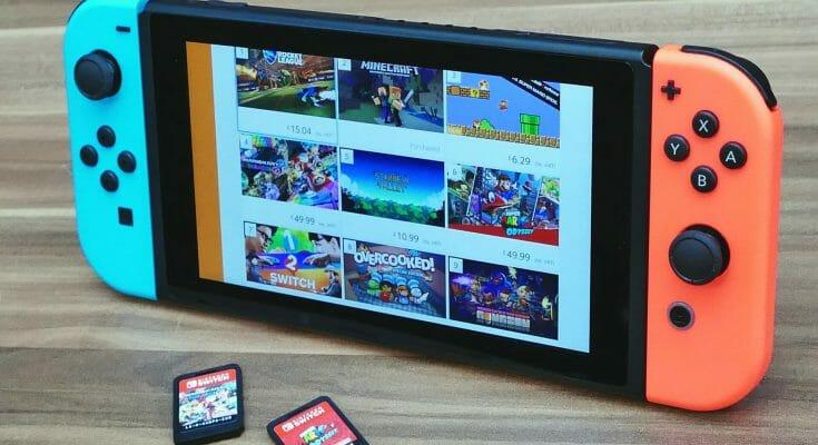 30 jeux Nintendo Switch tester Ecran Partage