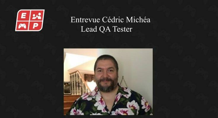 Interview Cedric Michea Ecran Partage