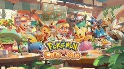 Pokemon Cafe Mix Boxart Ecran Partage