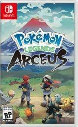 Pokemon Legends Arceus Boxart Ecran Partage