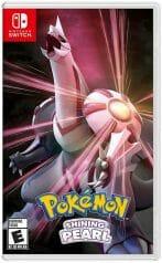 Pokemon Shining Pearl Boxart Ecran Partage
