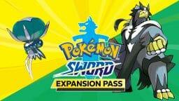 Pokemon Sword Expansion Pass Boxart Ecran Partage