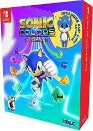 Sonic Colors Ultimate Boxart Ecran Partage