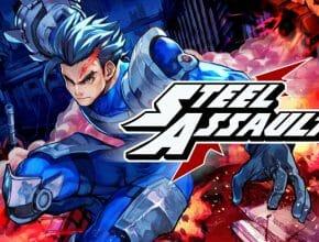 Steel Assault Featured Ecran Partage