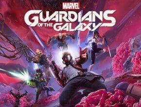 Guardians of the Galaxy Featured Ecran Partage