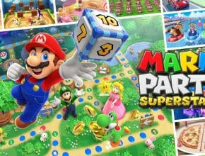 Mario Party Superstars Featured Ecran Partage