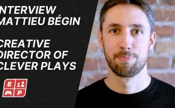 Mattieu Begin Featured Ecran Partage