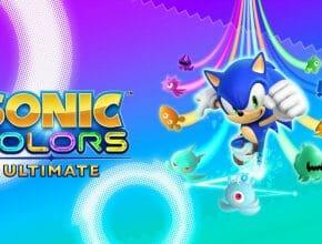 Sonic Colors Ultimate Featured Ecran Partage