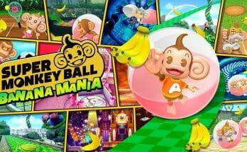 Super Monkey Ball Banana Mania Featured Ecran Partage 2